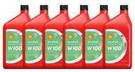 AeroShell Oil W100 | 6/1 Quart Case