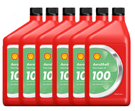 AeroShell Oil 100 | 6/1 Quart Case