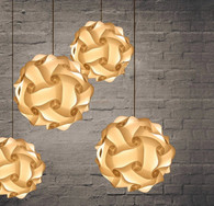 1- light Globe Pendant Light JKC101