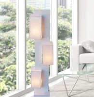 FLOOR LAMP ZK002L CONTEMPORARY MODERN HOME DECOR LIGHTING FIXTURES STYLISH ELEGANT DESIGN