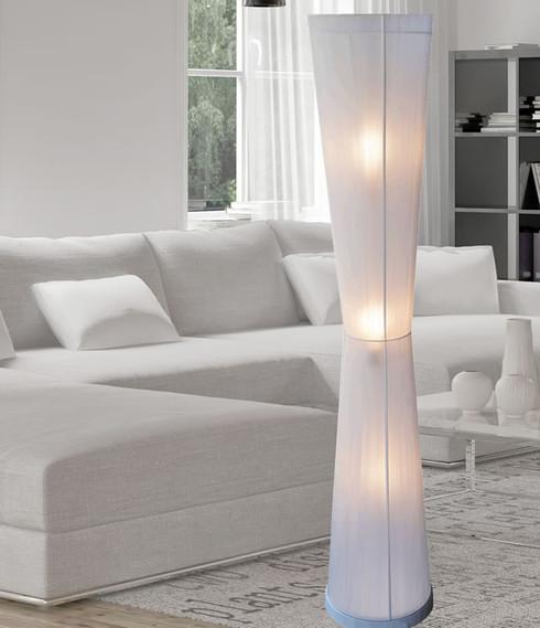 FLOOR LAMP ZK010L CONTEMPORARY MODERN HOME DECOR LIGHTING ...