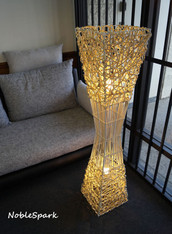 FLOOR LAMP TKU003L CONTEMPORARY MODERN HOME DECOR LIGHTING FIXTURES STYLISH ELEGANT DESIGN