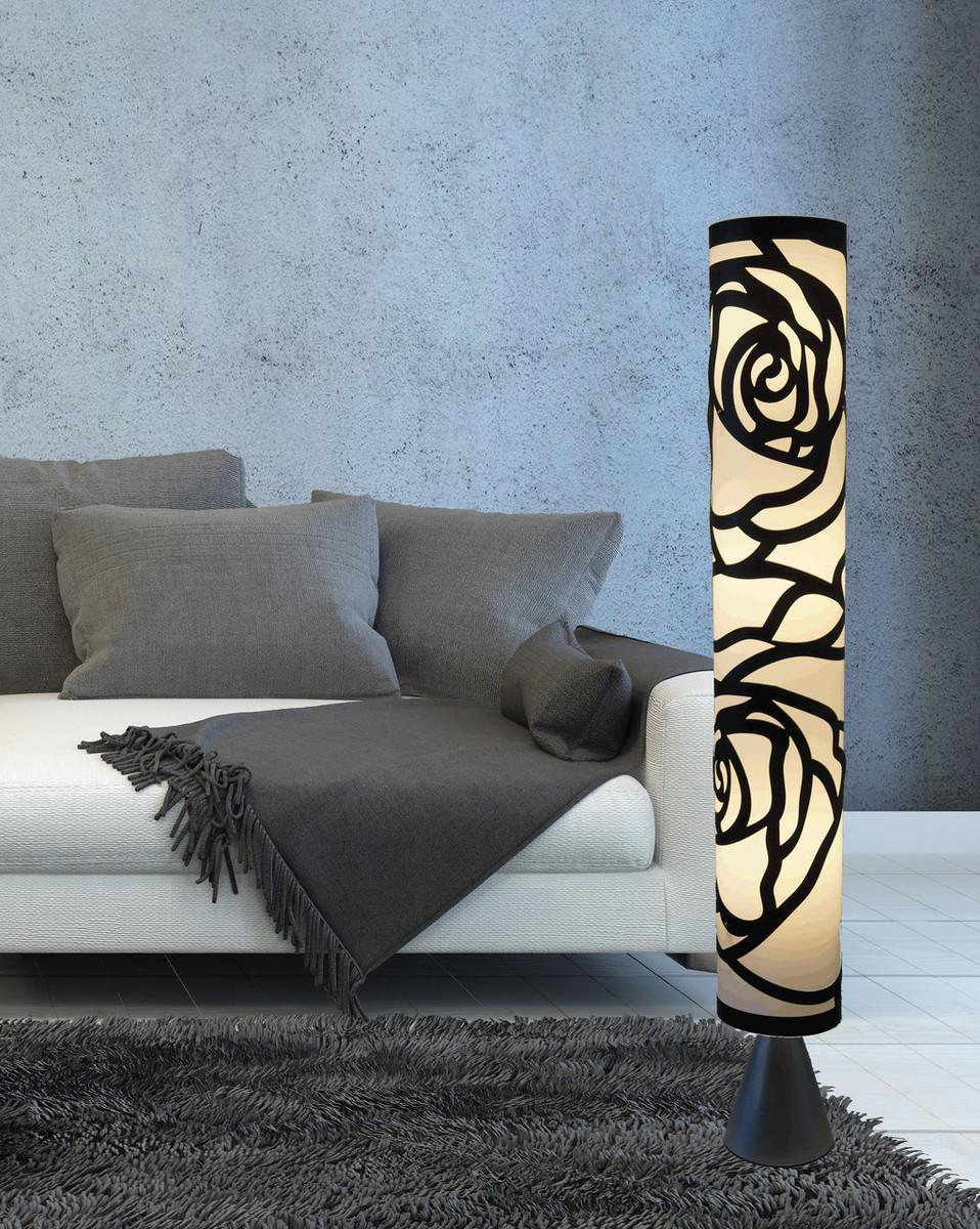 white floor lamp hbk006l modern contemporary art decor lighting for living room bedroom corner