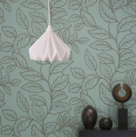 Modern White Flower Origami Pendant Light ZFP002