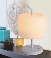 Modern White LED Table Lamp TC1030