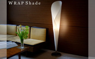 White Wrap Style FLOOR Lamp JK103L   Modern Art Decor Design