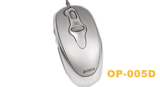 A4tech OP-005D 2X Two wheels optical mouse