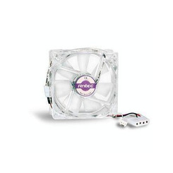 Antec PRO 120mm DBB Clear 120mm Double Ball Bearing Fan
