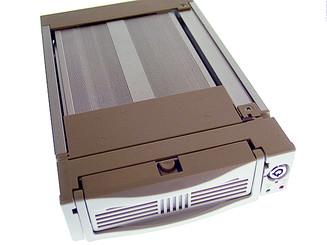 ATN-891-W ATA133 IDE Aluminum Mobile Rack (Beige)
