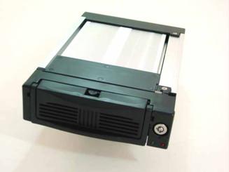 ATN-891-BK ATA133 IDE Aluminum Mobile Rack (Black)