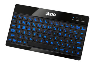 Azio KB335 LED Backlit Bluetooth3.0 Slim Keyboard