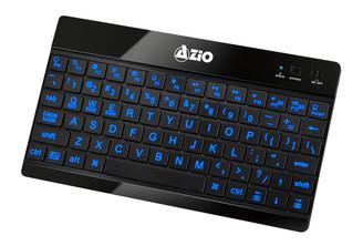 Azio KB335 LED Backlit Bluetooth3.0 Slim Keyboard