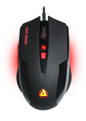 Azio GM2000 2000DPI Optical 6Button USB Gaming Mouse