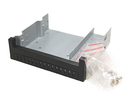BYTECC Bracket-525 5.25 Bay Mounting Kit for 3.5inch Devices//Drives