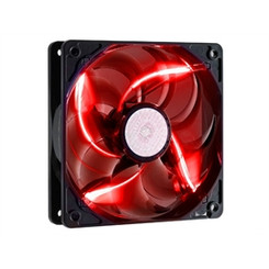 CoolerMaster R4-L2R-20AR-R1 120mm Sickle Flow Long Life Red LED Fan