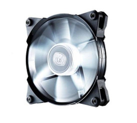 Cooler Master R4-JFDP-20PW-R1 JetFlo 120 White LED 120mm Case Fan