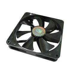 CoolerMaster R4-S4S-10AK-GP (Black) Silent 140mmx25mm Fan
