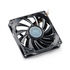 CoolerMaster R4-SPS-20AK-GP (Black) 2200rpm 80mmx15mm Slim Fan