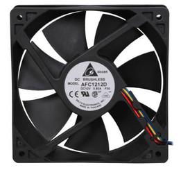 Delta AFC1212D-PWM 120x25mm PWM+TAC Sensor Fan