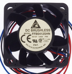 Delta FFB0412SHN-F00 40x28mm High Speed Fan, 3Pin