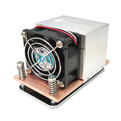 Dynatron A27G AMD Socket AM2/AM3/AM2+ Active 2U CPU Cooler