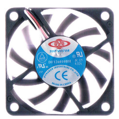 Dynatron DF126010BH-3G 60x10mm Ball Bearing Fan, 3pin