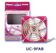 Enermax UC-9FAB-R Red 92mm Fan w/ Speed Control