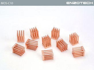 Enzotech MOS-C10 MOSFET Cooler (10Pack)
