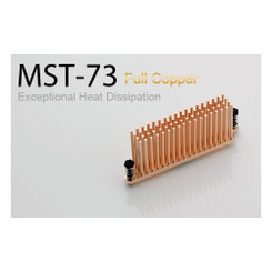 Enzotech MST-73 Full Copper MOSFET Cooler