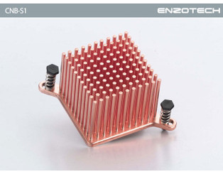 Enzotech CNB-S1 One-Piece Copper Northbridge Heatsink