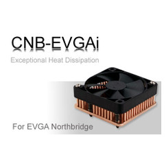 Enzotech CNB-EVGAi EVGA Northbridge chipset Cooler