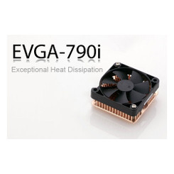 Enzotech EVGA-790i Low Profile EVGA Northbridge Chipset Cooler