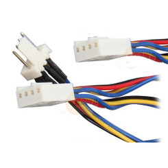 EverCool CB-PWM-Y-6 2 x 4PIN PWM (F) to 1 x 4Pin PWM (M) Y SPlit Cable