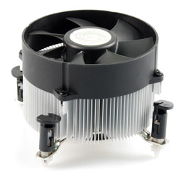 EverCool CI01-9525EA Intel i7 CPU Cooler w/ Crotch Fin