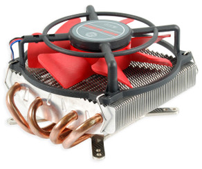 EverCool HPK-10025EA 4 Heatpipe Intel i7 CPU Cooler