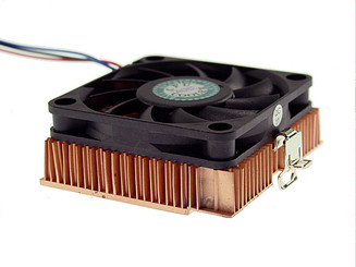 EverCool COP-6B-3T Socket370/SocketA 1U/2U/3U Copper Cooler