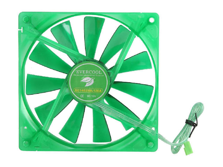 EVERCOOL EC9733H12EA-B 92x33mm EL Bearing Blower Fan