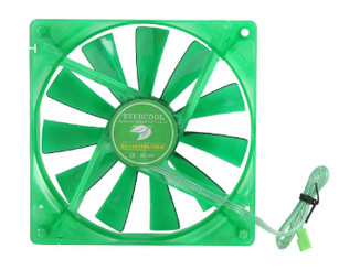 EVERCOOL EGF-14 140mm x 25mm Ever Green Fan