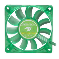 EVERCOOL EGF-7 70mm x 15mm Ever Green Fan