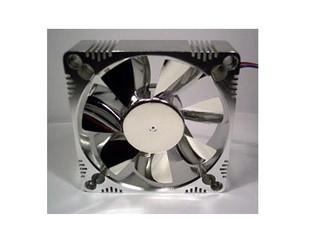 EverCool AL8025B 80x25mm Aluminum Fan, 3pin