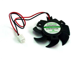EVERCOOL VC-EC5010M12S-B 50x50x10mm Video Card Fan