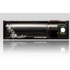 EverCool EC-PCAC2 5.25in Bay Air Conditioner (Black)