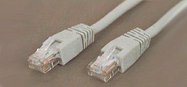 RJ45 CAT5 LAN CABLE (25FT)