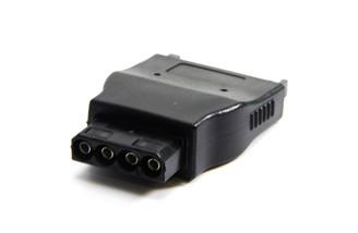 CB-SATA-4P SATA 15Pin Power to 4Pin Molex Adapter