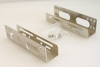 MOUNTING FRAME FOR HARD DRIVE (3.5in to 5.25in Bay)