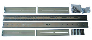 ASL2601 26inch Heavy Duty Slide Rail 2U to 5U