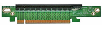 RC1PEX16 1U PCIe x16 riser card for PCIe x16