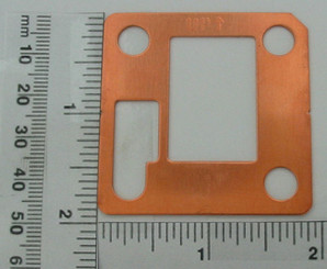 Copper CPU Shim (Type A)
