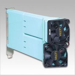 Ultra PC Vent II w/ 2X45mm Fan PCI SLOT System Exhaust