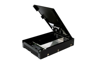 ICY DOCK MB882SP-1S-1B 2.5 SATA/SSD TO 3.5 SATA HARD DRIVE Converter